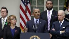Audio «USA: Verschärfungen für neues Waffengesetz gescheitert» abspielen