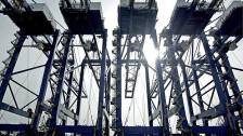 Audio «Griechenland verkauft seine Infrastruktur» abspielen
