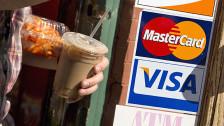Audio «EU-Kommission fordert Gebührenobergrenze für Kreditkarten» abspielen