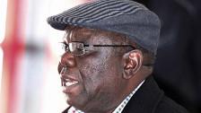 Audio «Robert Mugabes Herausforderer protestiert» abspielen