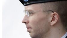 Audio «35 Jahre Gefängnis für Bradley Manning» abspielen