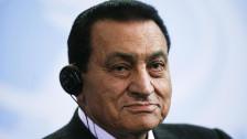 Audio «Hosni Mubarak kommt möglicherweise frei» abspielen