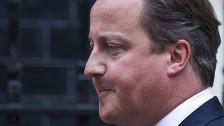 Audio «Schallende Ohrfeige für den britischen Premier» abspielen