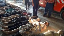 Audio «Syrien - Chemiewaffen aus einem Kriegsland schaffen» abspielen