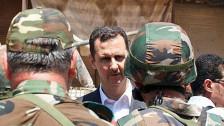 Audio «Das syrische Regime hat mehr zu verlieren als Präsident Assad» abspielen