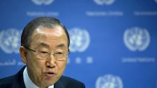 Audio «Uno-Inspektoren: In Syrien wurde Giftgas eingesetzt» abspielen