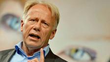 Audio «Jürgen Trittins Grüne geraten unter Druck» abspielen