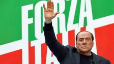Audio «Cavaliere Berlusconi - 76 und kein bisschen leise» abspielen