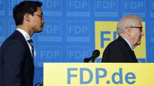 Audio «Deutschlands FDP - die grosse Verliererin» abspielen
