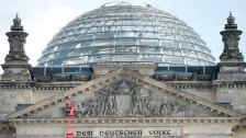 Audio «Es kracht im politischen Gebälk Deutschlands» abspielen