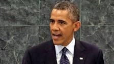 Audio «Barack Obama an der Uno-Generalversammlung in New York» abspielen