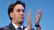 Audio «Labour Parteitag - Milibands Rede für die Anspruchslosen» abspielen