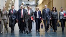 Audio «Deutschland: Schwarz-rote Koalition rückt näher» abspielen