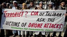Audio «Verletzen US-Drohnenangriffe Völkerrecht?» abspielen