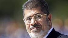 Audio «Kairo: Turbulenter Auftakt im Prozess gegen Mursi» abspielen