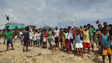Audio «Nach dem Wirbelsturm - Chaos auf den Philippinen» abspielen