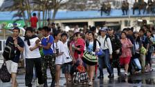 Audio «Philippinen - langes Warten auf Hilfe» abspielen