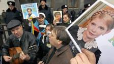 Audio «Tumult im ukrainischen Parlament» abspielen