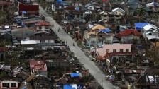 Audio «Wie weiter auf den Philippinen nach dem Taifun?» abspielen