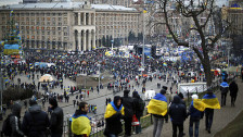 Audio «Der Traum von Europa in der Ukraine» abspielen
