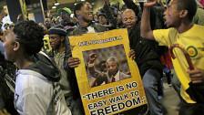 Audio «Die Welt nimmt Abschied von Nelson Mandela» abspielen