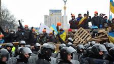 Audio «Ukraine: Verwirrende Entwicklung in Kiew» abspielen
