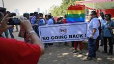 Audio «Homosexualität ist in Indien wieder ein Verbrechen» abspielen