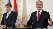 Audio «Österreichs neu-alte Regierung» abspielen