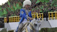Audio «Turkmeniens Diktator lässt wählen, allerdings ohne Auswahl» abspielen