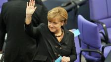 Audio «Das Phänomen Angela Merkel» abspielen