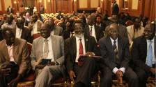 Audio «Schwierige Verhandlungen über Waffenruhe im Südsudan» abspielen