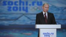 Audio ««Putin baut sich mit Sotschi ein Denkmal»» abspielen