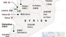 Audio «Die Syrien-Konferenz braucht den Iran» abspielen