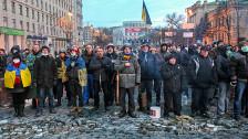 Audio «Auseinandersetzungen in der Ukraine werden heftiger» abspielen