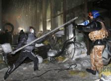 Audio «Explosive Lage in der Ukraine» abspielen