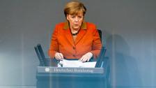 Audio «Angela Merkel fordert Mut zu Reformen» abspielen
