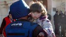 Audio «Evakuierung in Homs bloss ein Tropfen auf den heissen Stein» abspielen