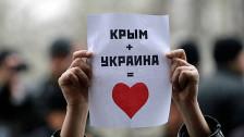 Audio «Ukraine: Proteste auf der Halbinsel Krim» abspielen