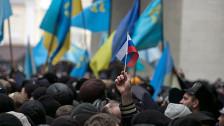 Audio «Die Krise auf der Krim verschärft sich» abspielen