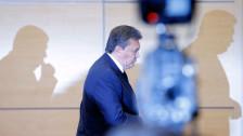 Audio «Janukowitsch: «Schuld an allem ist der Westen»» abspielen