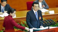 Audio «Grosser Auftritt für Chinas Premier vor dem Volkskongress» abspielen