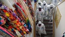 Audio «Mit Schutzanzug und Strahlenmesser im AKW Fukushima» abspielen