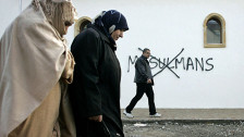 Audio «Muslime in Frankreich leben gefährlich» abspielen