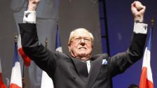 Audio «Der Front National bläst zum Sturm» abspielen
