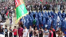 Audio «Auf Wahlkampftour in Afghanistan» abspielen