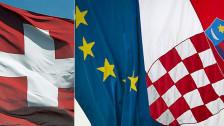 Audio «Rechtliche Probleme beim Schweizer Kroatien-Vorschlag» abspielen