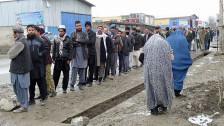 Audio «Wahltag in Afghanistan - Geisterstadt Kabul» abspielen
