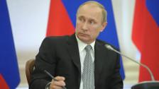 Audio «EU und USA erweitern Sanktionsliste gegen Russland» abspielen