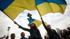 Audio «Ukrainische Bevölkerung soll über Einheit des Landes abstimmen» abspielen