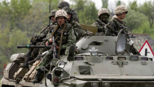Audio «Ukraine: Slawjansk unter Beschuss» abspielen